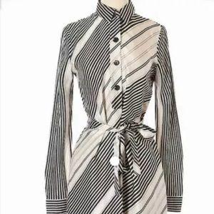 Ann Taylor Button Down Dress